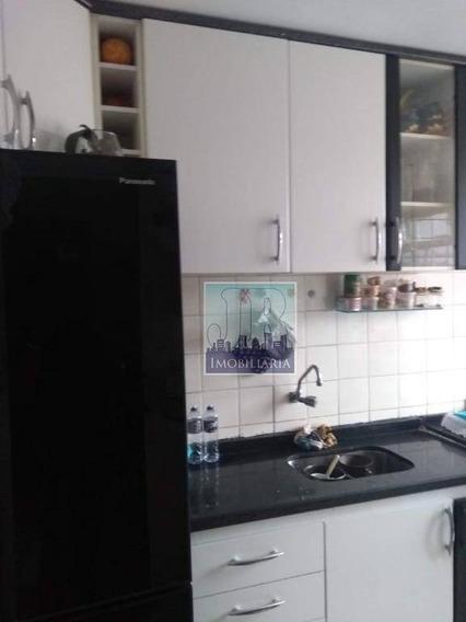 Apartamento Com 2 Dormitórios À Venda, 56 M² Por R$ 228.000 - Bandeiras - Osasco/sp - Ap0512