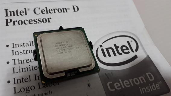 Intel® Celeron® D Processador 326