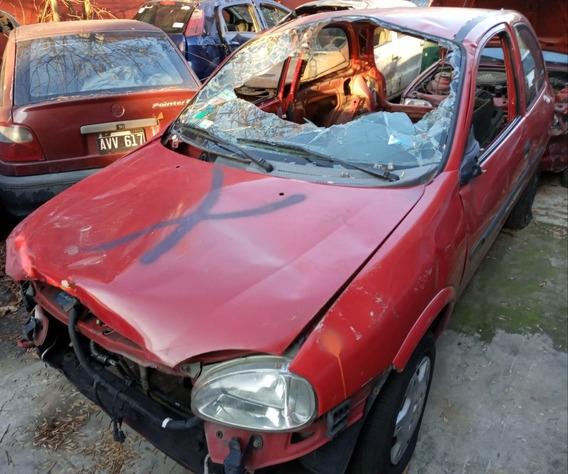 Chevrolet Corsa 3p Baja Defin Motor Con Faltantes