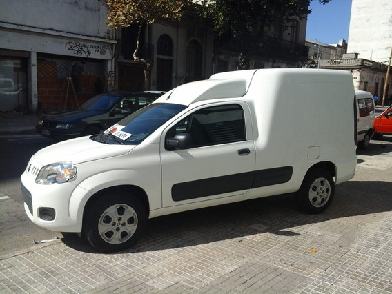 Fiat Fiorino 1.4 Gnc 0km Anticipo $49.000 Tasa 0% Ent/in A -