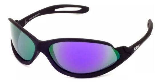 Óculos De Sol Spy Original - Open 39 Preto - Lente Ruby