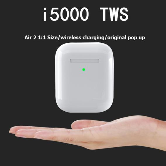 Tws I5000 Fone De Ouvido Intra-auricular Bluetooth 5.0