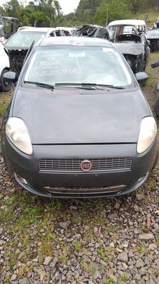 Sucata Fiat Punto 1.4 86cvs Flex 2009 Rs Caí Peças