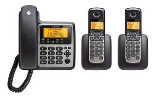 Telefono Inalambrico Motorola R-m803c Dect 6.0 Contestadora