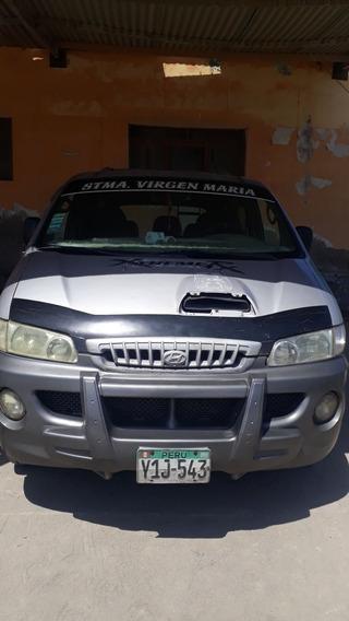 Hyundai Starex 2002