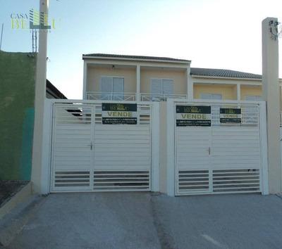 Casa Residencial À Venda, Jardim Santo Antonio, Franco Da Rocha. - Ca0179