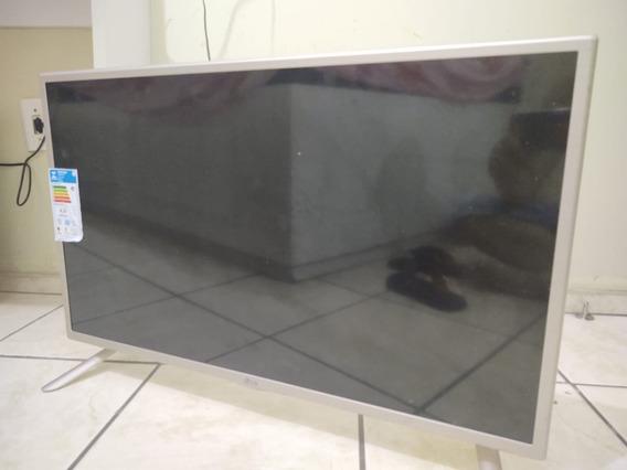 Smart Tv Lg 32 Polegadas (o Led Não Está Funcionando)
