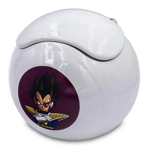 Taza Mágica 3d Dragon Ball Z