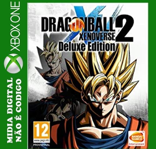 Dragon Ball Xenoverse 2 Midia Digital Xbox One Original