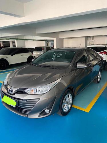 Toyota Yaris 1.5 Xl 16v Cvt Sedan