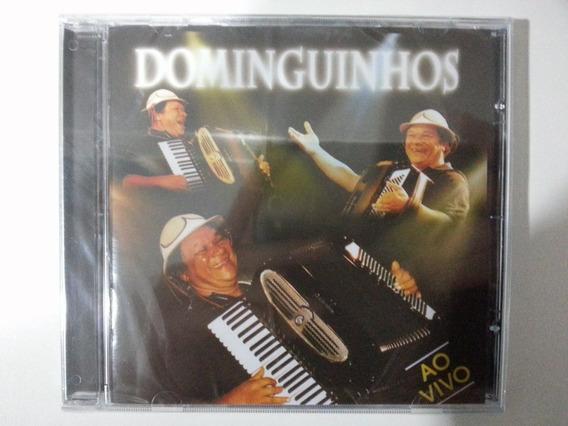 Cd Dominguinhos Ao Vivo (2001) Novo Lacrado De Fábrica!!!