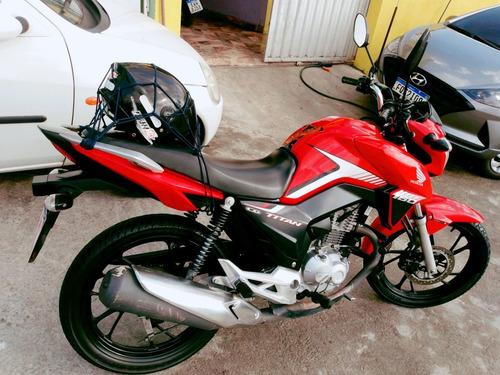 Imagem 1 de 3 de Honda Titan 160ex Frex Ono