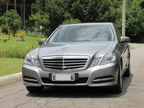 Mercedes-benz E 250 1.8 Cgi Avantgarde Gasolina 4p 2011