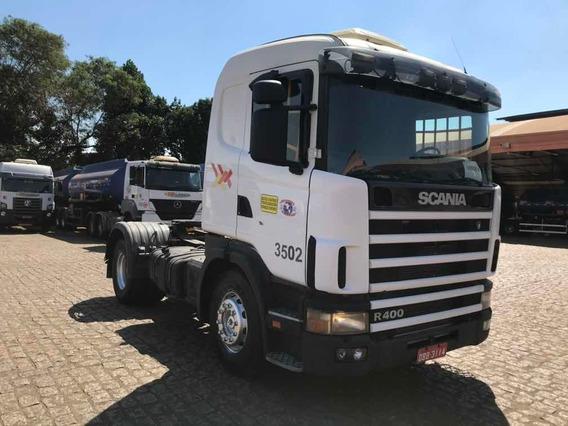 Scania 124 400 4x2 2003