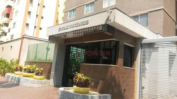 Apartamento 2 Quartos Sendo 1 Suíte Com 1 Vaga De Garagem - Setor Bueno - Ap0073