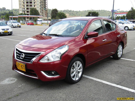 Nissan Versa Advance Mt 1600cc Aa
