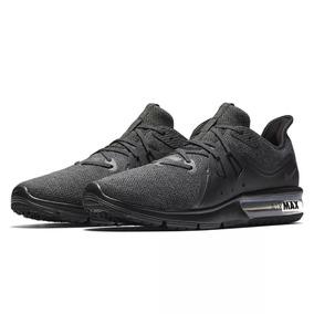 superstición cuenta Inclinado  Nike Air Max Sequent 3 - Zapatillas de Hombre Nike Negro en Mercado Libre  Argentina