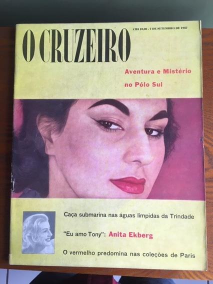 Revista O Cruzeiro - Nº 47 - Ano 1957