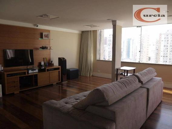 Cobertura Residencial À Venda, Vila Mariana, São Paulo. - Co0124