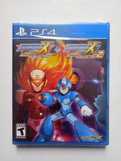 Megaman X Legacy Collection Juego Para Ps4 Nuevo Y Sellado