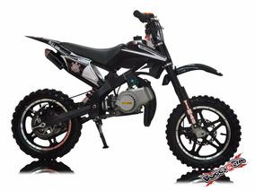 Mini Moto Infantil Corinthians 49cc 2tempos