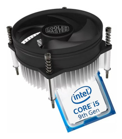 Processador Intel Core I5-9400 Coffee Lake Lga 1151 2.9ghz