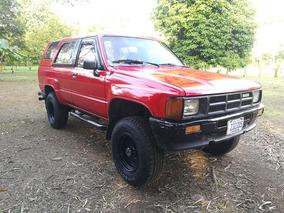 Toyota 4runner 1985 2.4 22-re