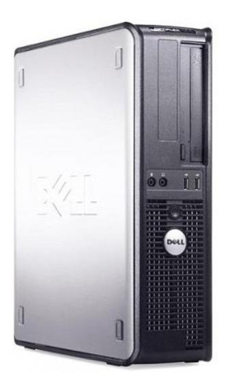 Cpu Dell 330 Core 2 Duo 4gb Ssd120 Windows7 Mega Oferta!