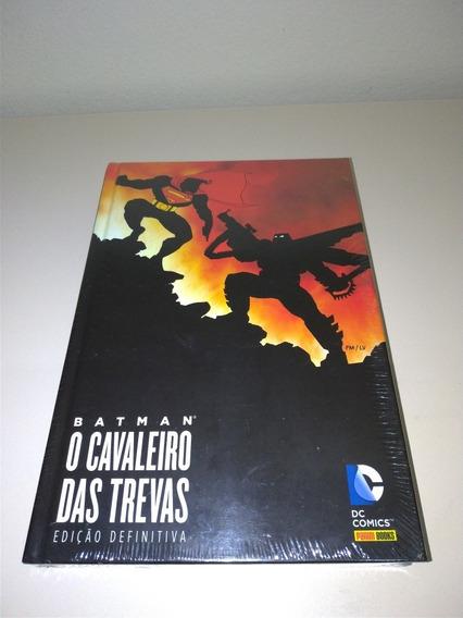 Batman - O Cavaleiro Das Trevas - Ed. Definitiva (lacrada)