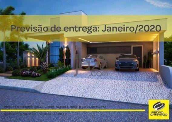 Magnifica Casa Com 3 Dormitórios À Venda, 230 M² Por R$ 1.650.000 - Chácara Letônia - Americana/sp - Ca5563