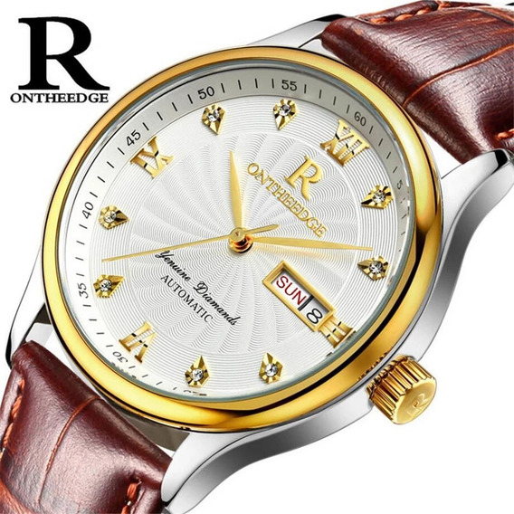 Relógio De Luxo Ontheedge
