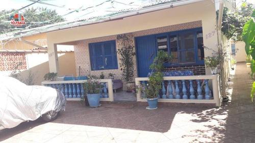Imagem 1 de 25 de Casa Com 3 Dormitórios À Venda, 104 M² Por R$ 403.000 - Solemar - Praia Grande/sp - Ca5340