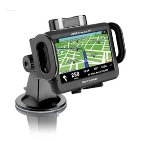 Suporte Universal Para Gps/smartphone Multilaser Cp118s