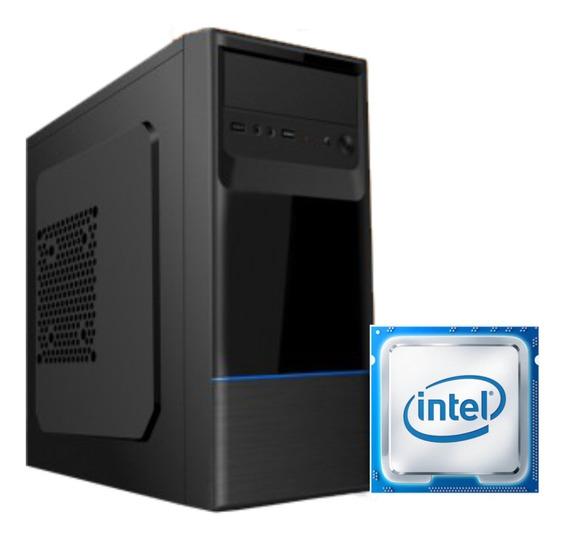 Computador Pc Intel Pentium 3.5ghz 8gb De Ram Ssd 120gb 230w