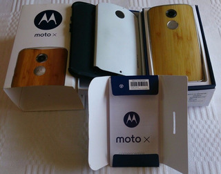 Celular Moto X2 Bambo 32gb Negro 1070p Quad4core Movistar