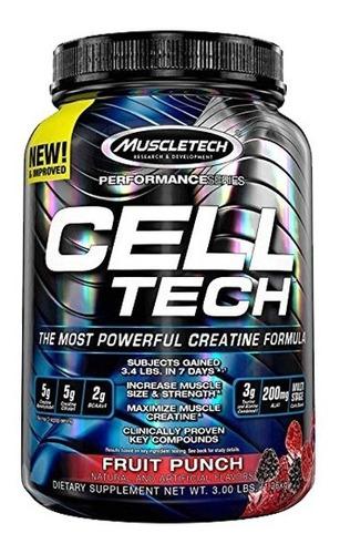 Cell Tech 3lb - Muscletech
