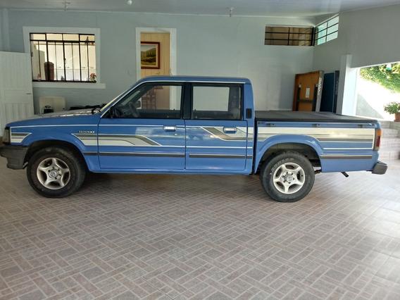 Camionete Diesel Cab Dupla Mazda B2200 1994 Antigo Antiga