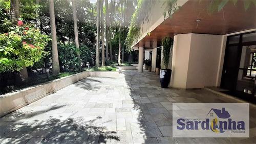 Imagem 1 de 15 de Apartamento Em Moema  -  São Paulo - 4489