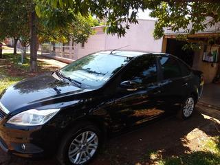 Ford Focus Sedan 2.0 Glx Flex 4p 2012