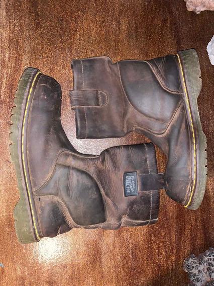 Botas Dr Martens Steel Toe (9 Mex)