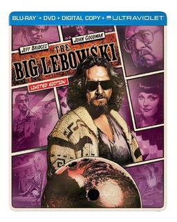Blu-ray + Dvd The Big Lebowski / Gran Lebowski / Steelbook