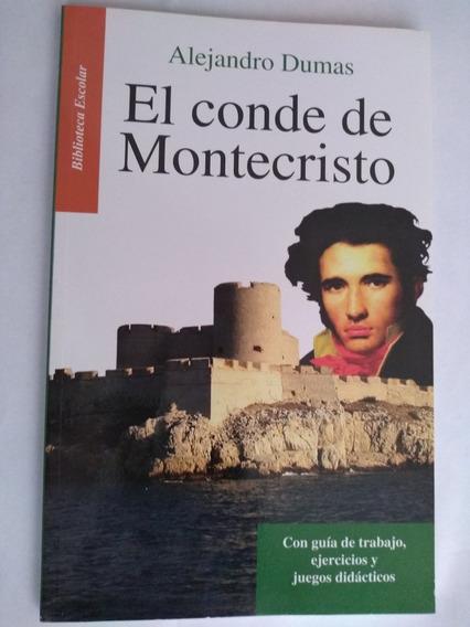 Biblioteca Escolar El Conde De Montecristo