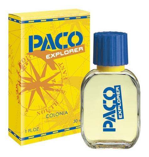 Imagen 1 de 1 de Colonia Paco Explorer 30ml