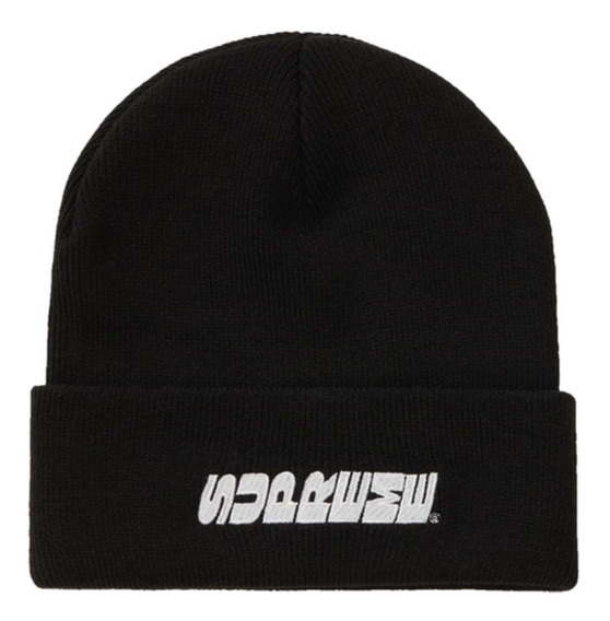 Supreme Breed Beanie Negro