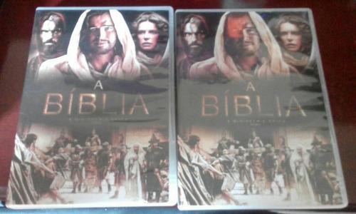 A Bíblia (4 Dvds)