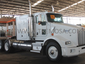 Tractocamion Kenworth T800 2010 #2798