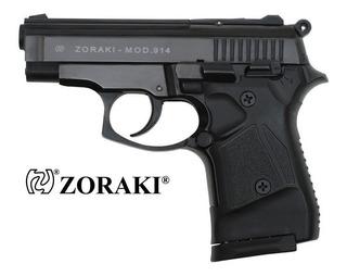 Detonadora Zoraki 9mm Salva - Fullauto ( Rafaga ) Facturamos