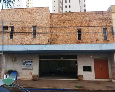 Prédio Comercial Para Locação Vila Seixas, Ribeirão Preto 2 Banheiros 514,00 M2 Construída, 514,00 M2 Útil - Ca08657 - 4900909