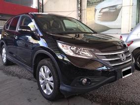 Honda Crv Exl 4x4 Aut Cuero Techo 2013 - Juan Manuel Autos