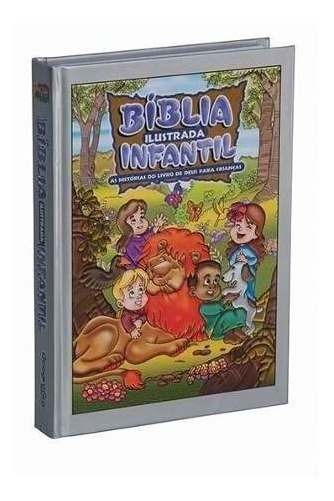 Bíblia Ilustrada Infantil E Infanto Juvenil Obra Clássica